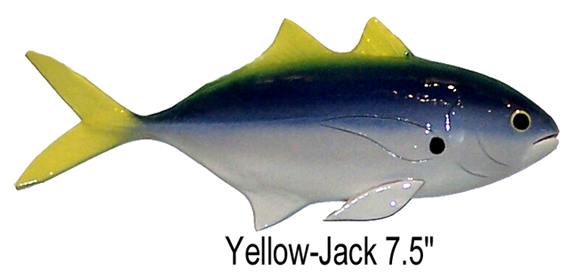 The gallery for --> Yellowtail Jack